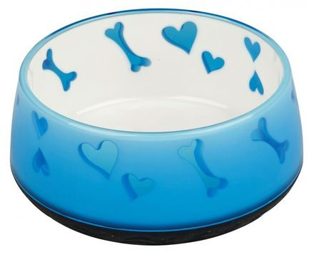 Trixie Lovely Dog miska ťažká plastová 0,9 l/18 cm