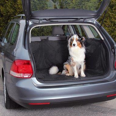 Trixie Ochranný poťah do nákladného priestoru auta 2,30 x 1,75 m, čierny