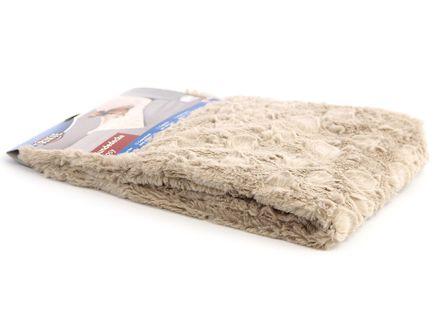 Trixie Plyšová deka COSY 150  x 100 cm béžová