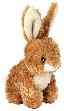 Trixie Plyšový králik sediaci 15 cm