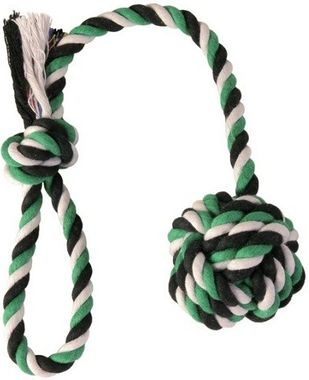 Trixie Preťahovadlo - lano s loptou 5,5 cm/30 cm