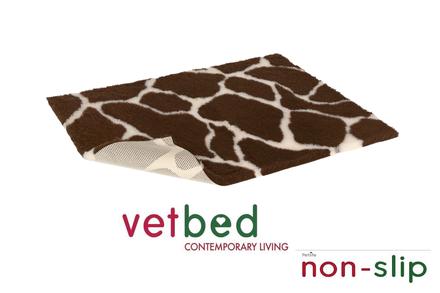 Vetbed® protišmykový žirafa 100 x 150 cm